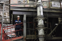 На Учалинском ГОКе повысили извлечение цинка