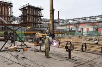 На ЧЦЗ построят трехэтажное административное здание для сотрудников вельц-цеха