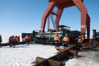 Заполярный филиал Норникеля завершает зимнюю навигацию 2020-2021 гг.