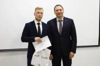 Инженер-стажер «Уралэлектромеди» внес предложение по повышению производительности оборудования