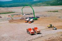В Бурятии стартовало строительство обогатительной фабрики Озерного ГОКа