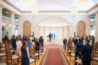 Металлурги Русской медной компании получили ведомственные награды
