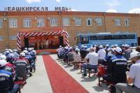 Башкирская медь отметила День металлурга