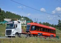 Первый трамвай производства УКВЗ прибыл в Таганрог