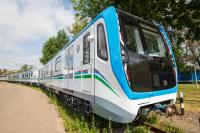 Метровагонмаш выполнил контракт на поставку вагонов метро для Ташкентского метрополитена