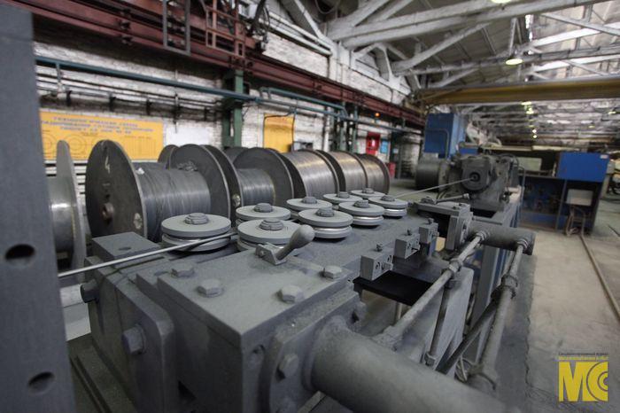 Белорецкий металлургический комбинат бмк